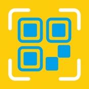 iPhone、iPadアプリ「Clipbox QRコード」のアイコン