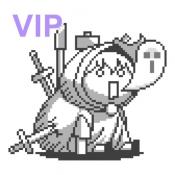 iPhone、iPadアプリ「イカレタ勇者のコブン VIP」のアイコン
