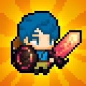 iPhone、iPadアプリ「ダンジョンと錬金術師 - Idle RPG」のアイコン