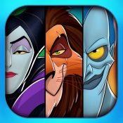iPhone、iPadアプリ「Disney Heroes: Battle Mode」のアイコン