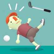 iPhone、iPadアプリ「WHAT THE GOLF?」のアイコン