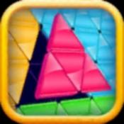 iPhone、iPadアプリ「Block! Triangle puzzle:Tangram」のアイコン