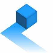 iPhone、iPadアプリ「cube90」のアイコン