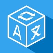 iPhone、iPadアプリ「万能翻訳機 - 写真翻訳音声翻訳ソフトウェア」のアイコン