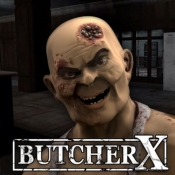 iPhone、iPadアプリ「The Butcher 3D」のアイコン