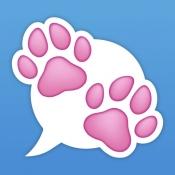 iPhone、iPadアプリ「おしゃべりペット」のアイコン