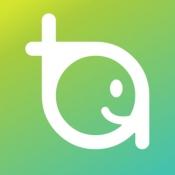 iPhone、iPadアプリ「カラオケ配信 - トピア(topia)」のアイコン