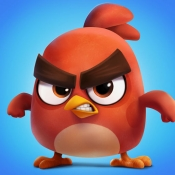 iPhone、iPadアプリ「Angry Birds Dream Blast」のアイコン