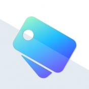 iPhone、iPadアプリ「自分で作る単語帳 WordHolic!」のアイコン