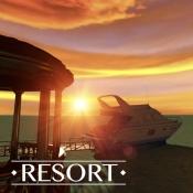 iPhone、iPadアプリ「脱出ゲーム RESORT4 - 黄昏クルーズへの脱出」のアイコン