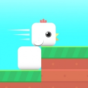 iPhone、iPadアプリ「Square Bird.」のアイコン