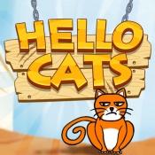 iPhone、iPadアプリ「Hello Cats!」のアイコン