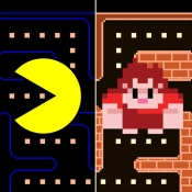 iPhone、iPadアプリ「PAC-MAN: Ralph Breaks the Maze」のアイコン