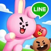 iPhone、iPadアプリ「LINE ハローBT21」のアイコン