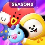 iPhone、iPadアプリ「LINE ハローBT21~SEASON2~」のアイコン