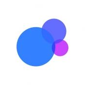 iPhone、iPadアプリ「bokeh+」のアイコン