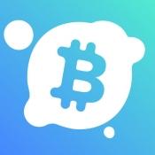 iPhone、iPadアプリ「BitStock~ビットコインのレートと管理~」のアイコン