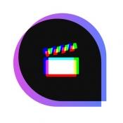 iPhone、iPadアプリ「aukana(アウカナ)映画やドラマ・アニメの作品検索アプリ」のアイコン