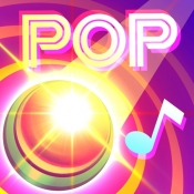 iPhone、iPadアプリ「Tap Tap Music-Pop Songs」のアイコン