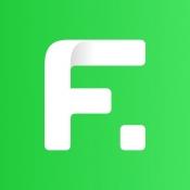 iPhone、iPadアプリ「FitCoach: パーソナルフィットネス, 痩せる アプリ」のアイコン