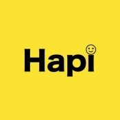 iPhone、iPadアプリ「Hapi」のアイコン