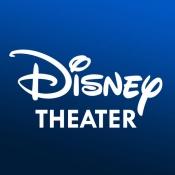 iPhone、iPadアプリ「Disney THEATER(ディズニーシアター)」のアイコン