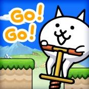 iPhone、iPadアプリ「GO!GO!ネコホッピング」のアイコン