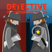 iPhone、iPadアプリ「Find Differences: Detective」のアイコン