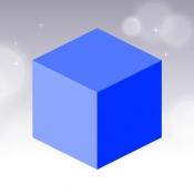 iPhone、iPadアプリ「PuzzCubic」のアイコン