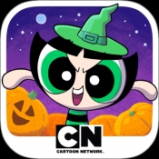 iPhone、iPadアプリ「Powerpuff Girls: Monkey Mania」のアイコン