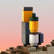 iPhone、iPadアプリ「LEGO® Builder's Journey」のアイコン