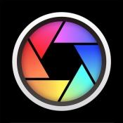 iPhone、iPadアプリ「PhotoQualia 無音カメラ・一眼加工」のアイコン