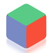iPhone、iPadアプリ「1010! Color」のアイコン
