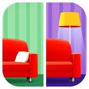 iPhone、iPadアプリ「Differences - すべて見つけましょう」のアイコン