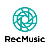 iPhone、iPadアプリ「RecMusic - 音楽・ミュージックビデオ配信アプリ」のアイコン