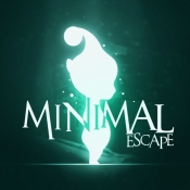 iPhone、iPadアプリ「Minimal Escape」のアイコン