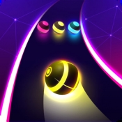 iPhone、iPadアプリ「Dancing Road: Color Ball Run!」のアイコン