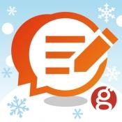 iPhone、iPadアプリ「goo blog(gooブログ・グーブログ)」のアイコン