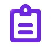 iPhone、iPadアプリ「コピペ帳〜 素早くコピー&ペースト」のアイコン