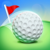 iPhone、iPadアプリ「Pocket Mini Golf」のアイコン