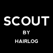 iPhone、iPadアプリ「SCOUT BY HAIRLOG(スカウトバイヘアログ)」のアイコン
