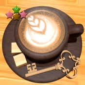 iPhone、iPadアプリ「脱出ゲーム コーヒー香る隠れ家の裏側」のアイコン