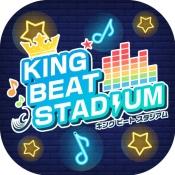 iPhone、iPadアプリ「キングビートスタジアム!」のアイコン