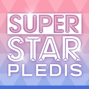 iPhone、iPadアプリ「SUPERSTAR PLEDIS」のアイコン