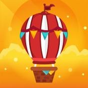iPhone、iPadアプリ「ワードタワー - 世界旅行」のアイコン