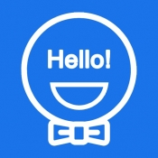 iPhone、iPadアプリ「英語翻訳機-英文翻訳と英語勉強翻訳辞書」のアイコン