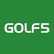 iPhone、iPadアプリ「ゴルフ5 - 日本最大級のGOLF用品専門ショップ」のアイコン