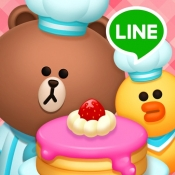 iPhone、iPadアプリ「LINE シェフ」のアイコン