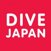 iPhone、iPadアプリ「DIVE JAPAN-Video Travel Guide」のアイコン