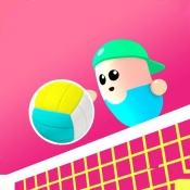 iPhone、iPadアプリ「Volley Beans」のアイコン